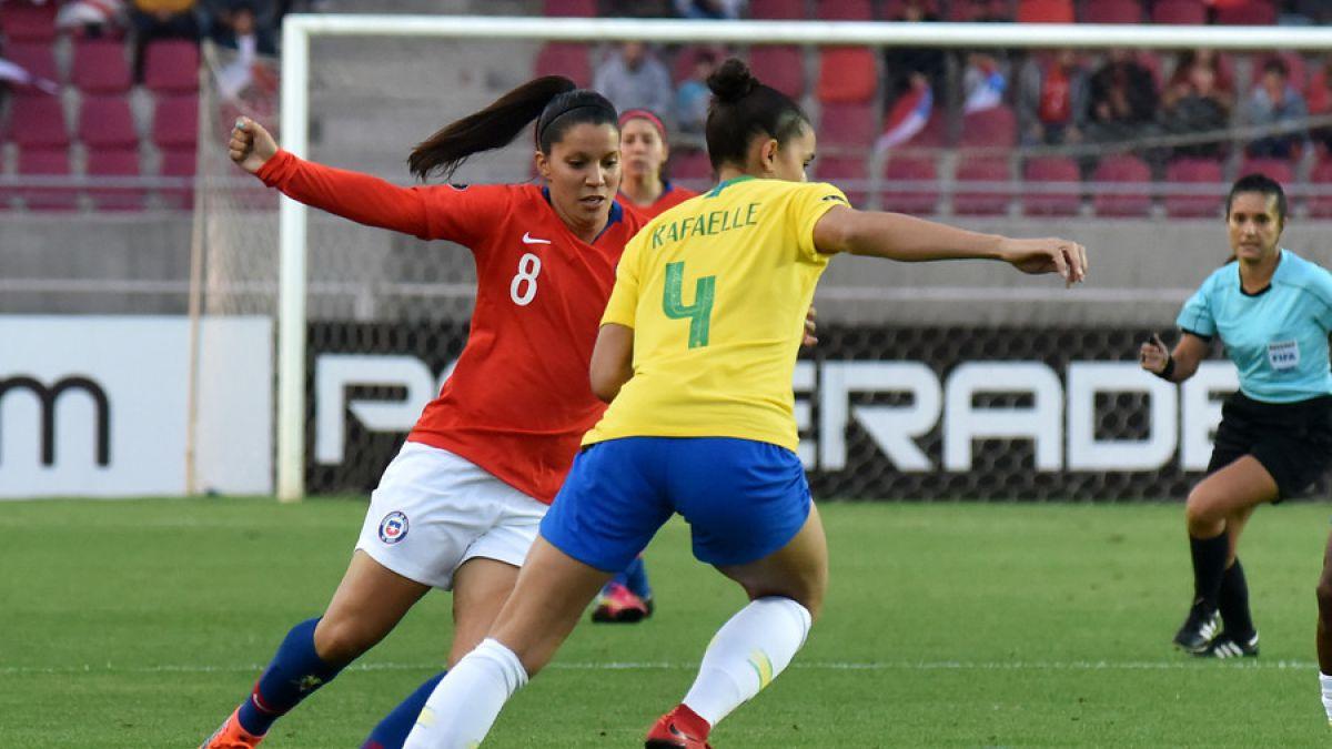 [Minuto a Minuto] Chile perdió ante Brasil en inicio del cuadrangular final de Copa América femenina