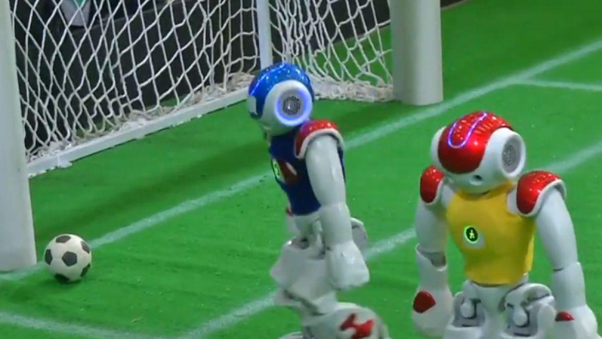 [VIDEO] Así fue la vigésima competencia de robots en RoboCup China Open