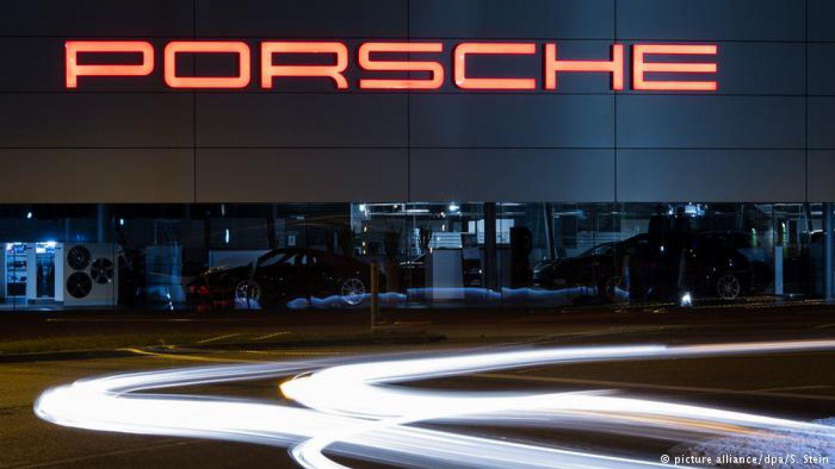 Registran sedes de Porsche en Alemania por escándalo diésel