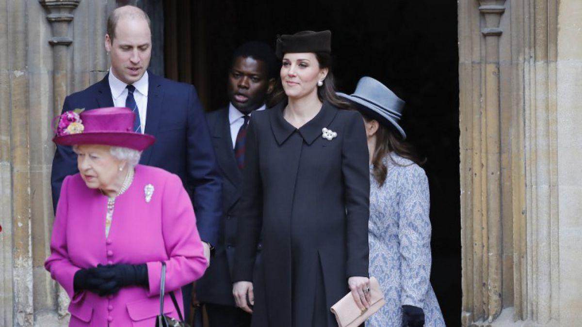 Cómo se llamará el bebé real de Inglaterra? | Tele 13