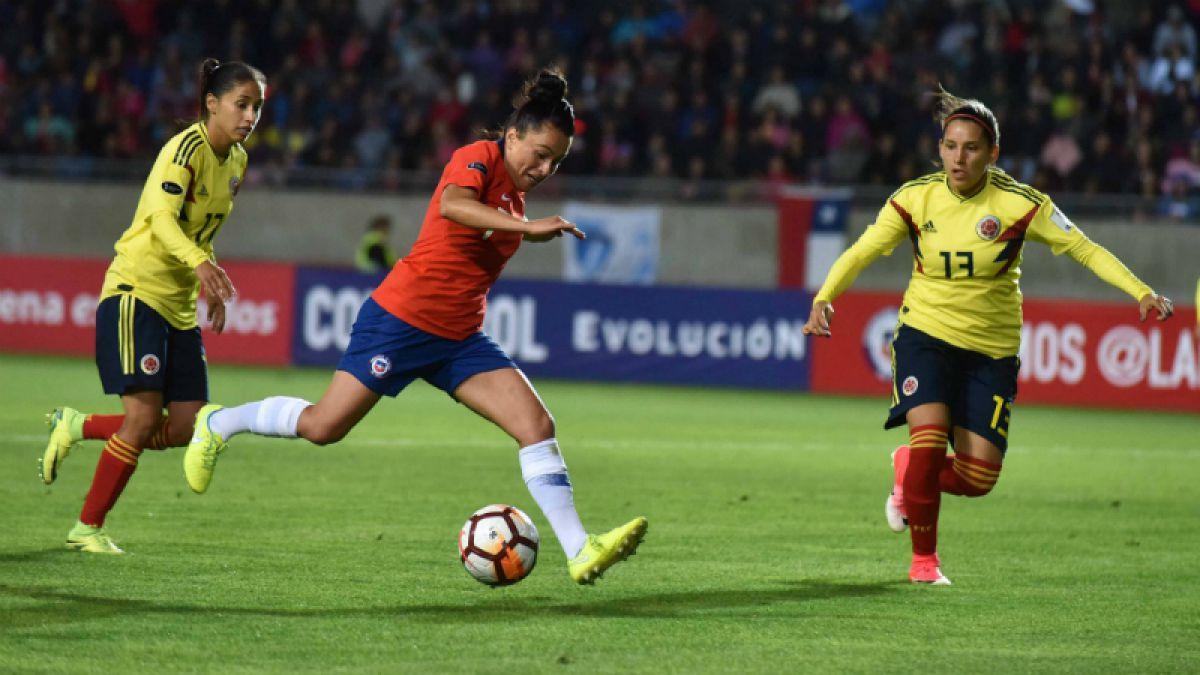 [Minuto a Minuto] Chile igualó ante Colombia por la Copa América femenina