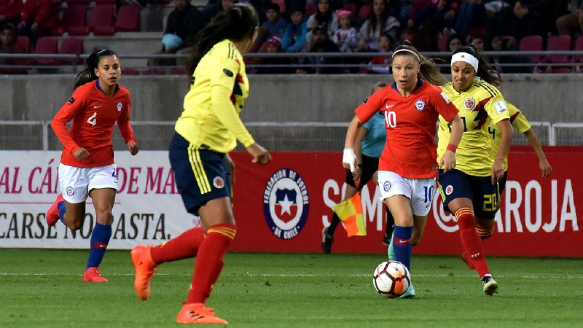 Bolivia supera 1-0 a Ecuador por la Copa América Femenina