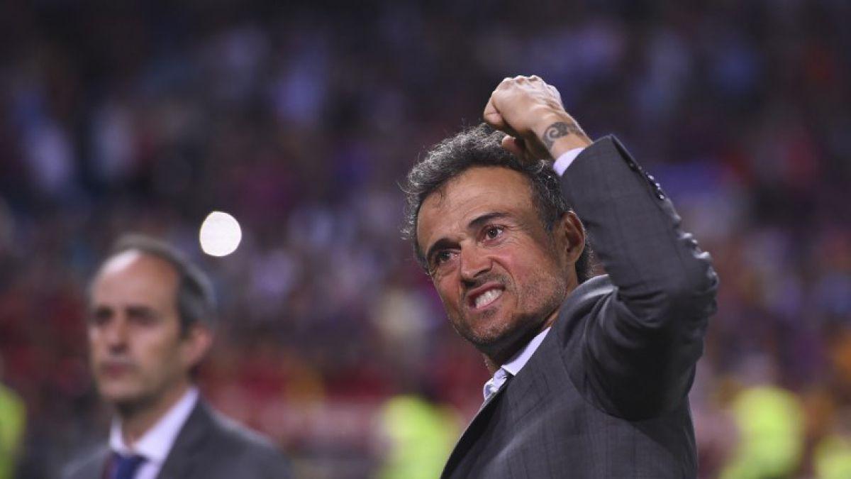 Luis Enrique es nombrado nuevo DT de la Selección de España