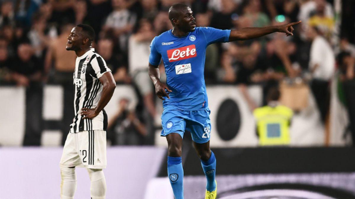 """16971ba2ec9ff Napoli logra agónico triunfo sobre Juventus y enciende lucha por el  """"Scudetto"""" en Italia"""