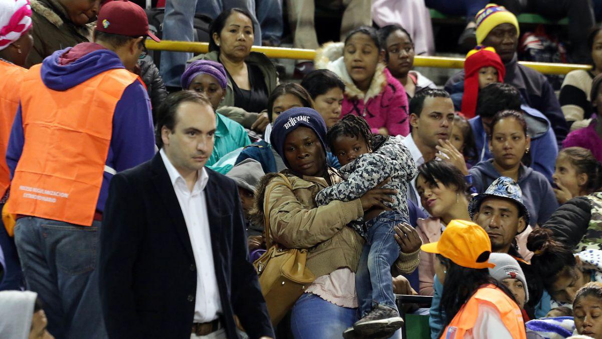 Sebastián Piñera da inicio al proceso de regularización de inmigrantes en Chile