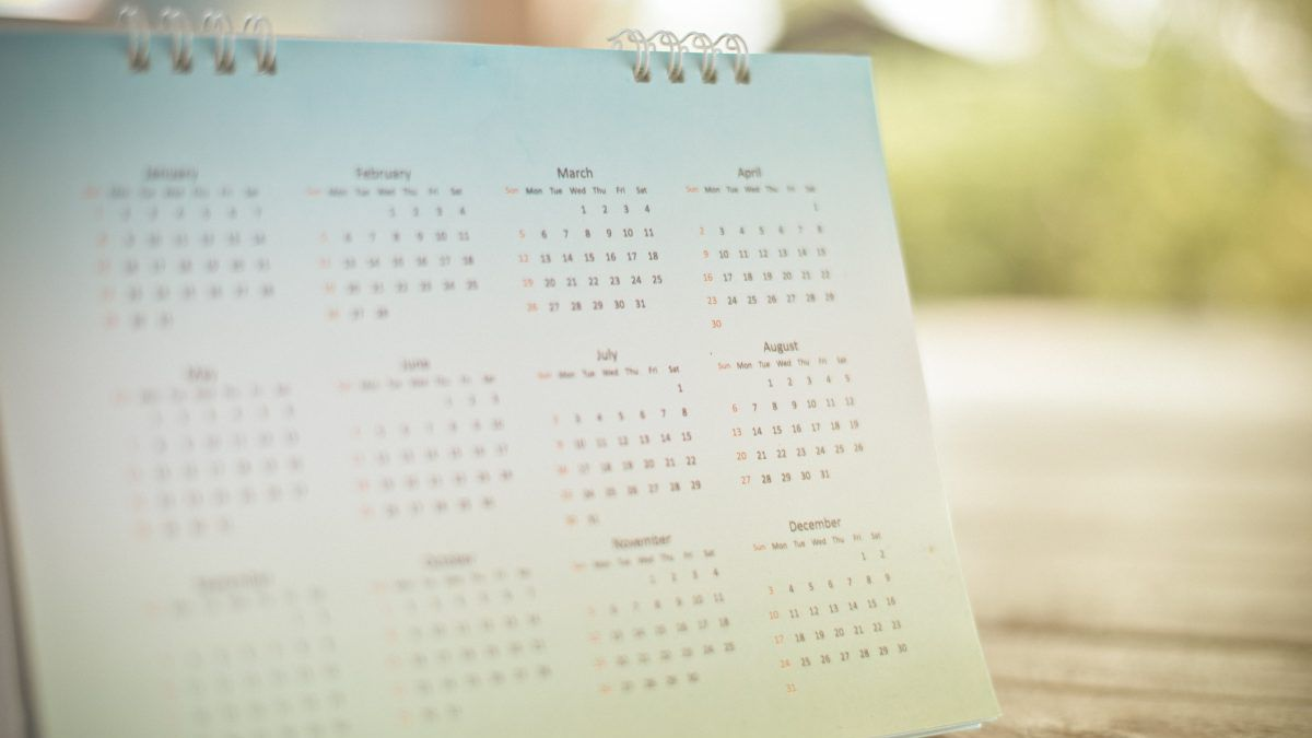 ¿Cuántos feriados y fines de semana largos quedan en 2018?