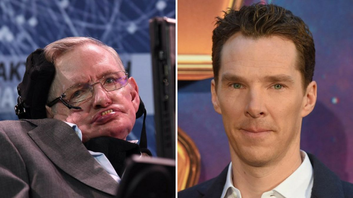[VIDEO] Benedict Cumberbatch revela el spoiler que le hizo a Stephen Hawking