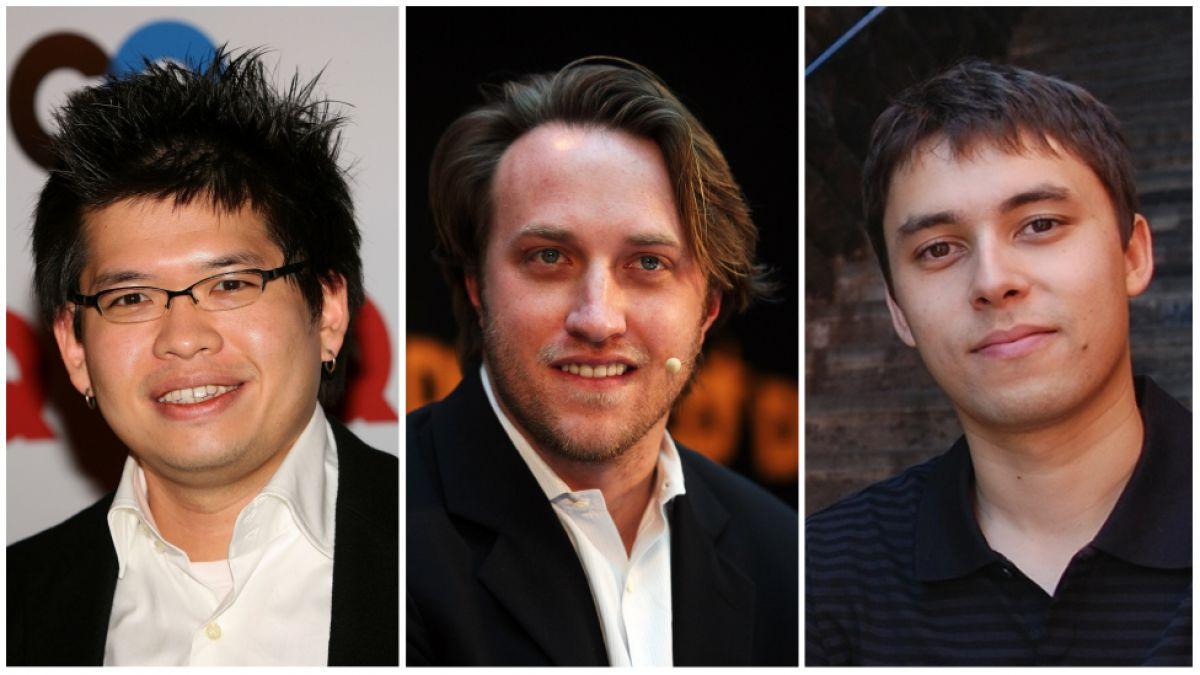 Cómo 3 jóvenes pasaron de crear un sitio de citas llamado YouTube a ser millonarios
