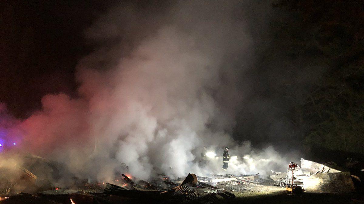 Nuevo ataque incendiario en la Región de la Araucanía