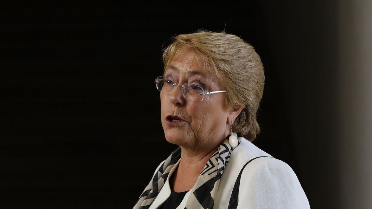 """Bachelet: """"Tengo plena conciencia de que no logramos concluir a cabalidad el proceso constituyente"""