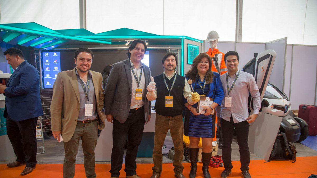 EXPOMIN 2018: Los emprendimientos chilenos que están dando que hablar