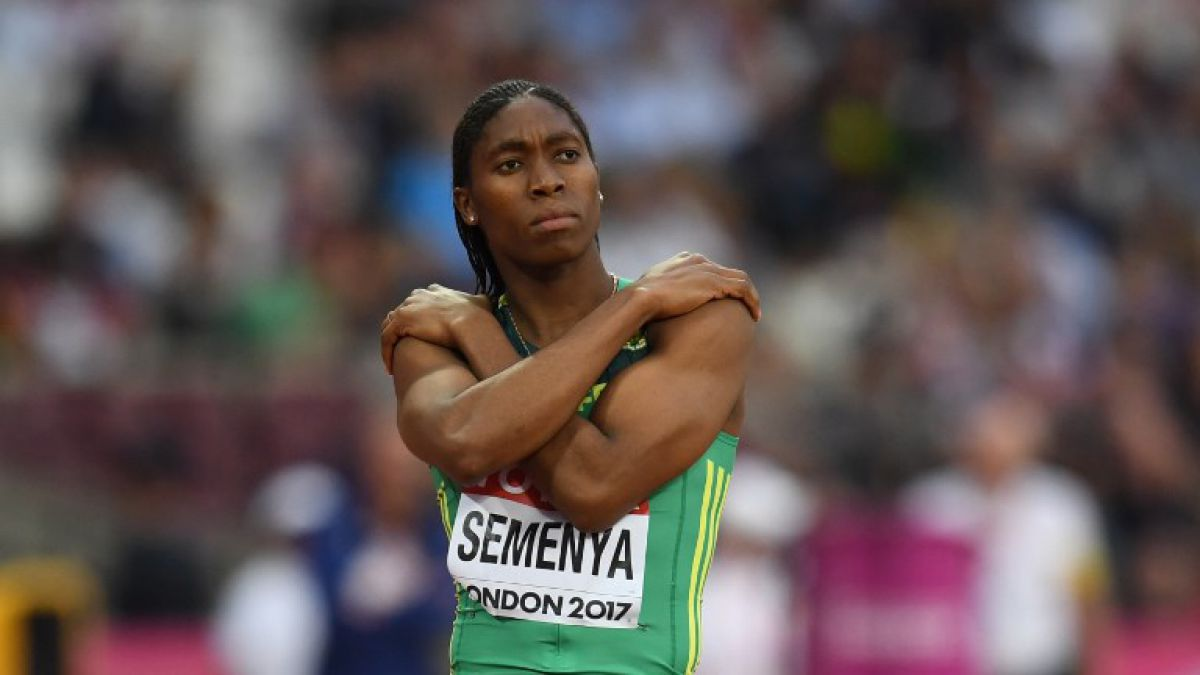 Mujeres atletas con altos niveles de testosterona podrían competir con hombres