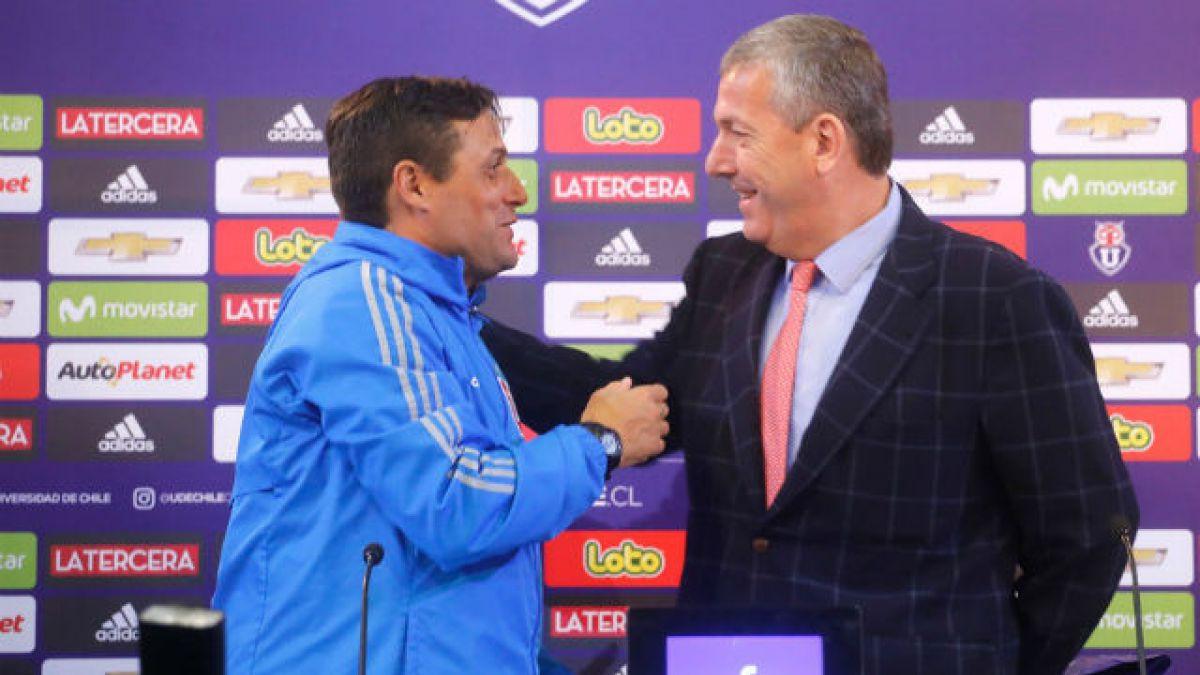 Cruzeiro consiguió una tremenda goleada ante Universidad de Chile