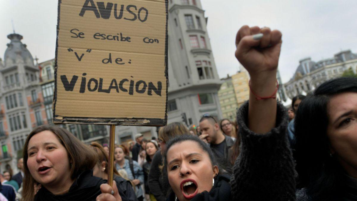 [VIDEO] La polémica carta del guardia civil de La Manada en España: No soy ningún violador