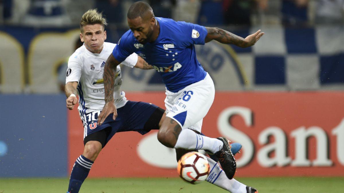 [Minuto a Minuto] La U cayó vapuleada por 7-0 ante Cruzeiro en Copa Libertadores