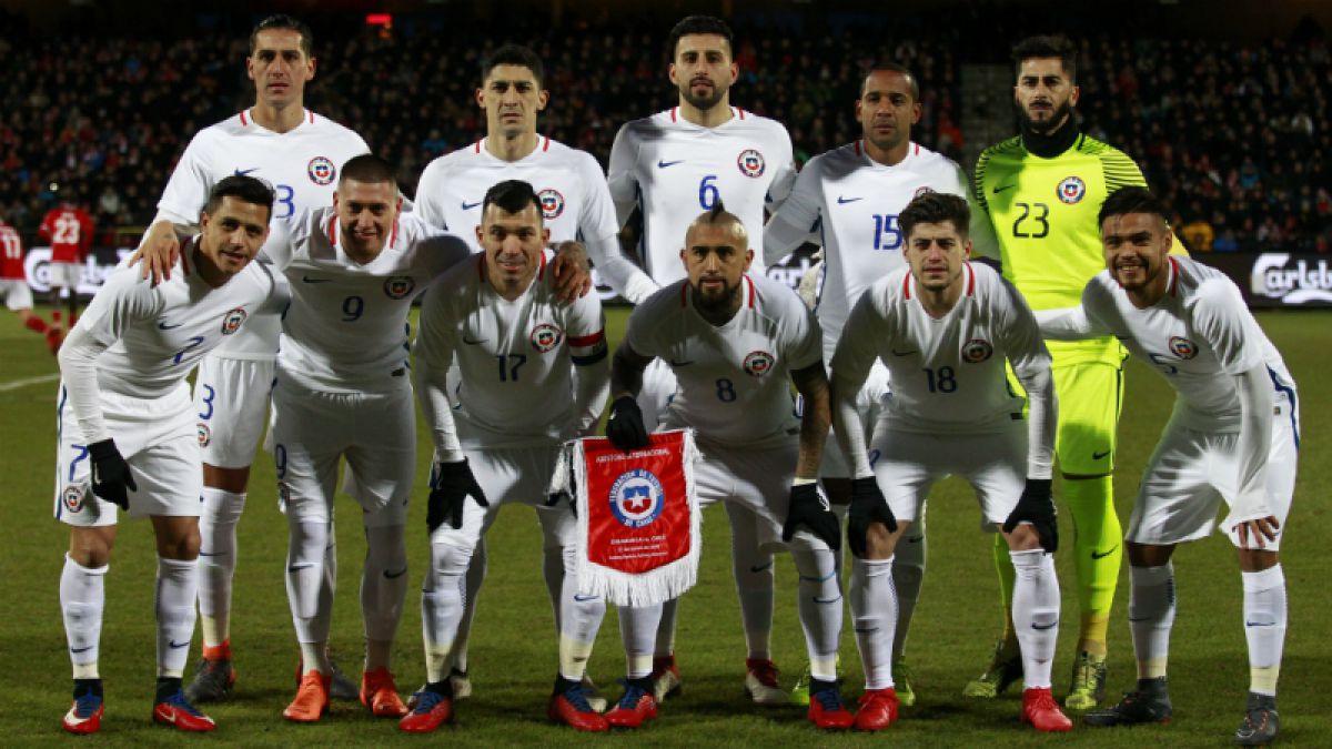 Chile jugará amistoso con Serbia en Graz y ante Polonia en Poznán