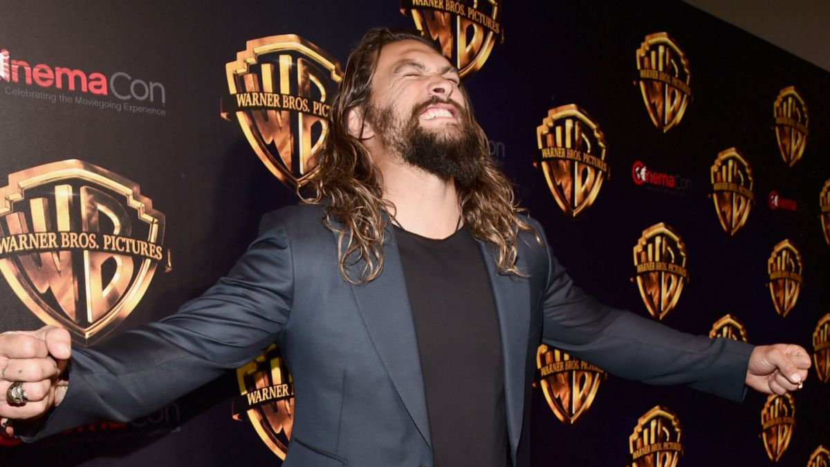 Jason Momoa audicionó para un papel en 'Guardians of the Galaxy'