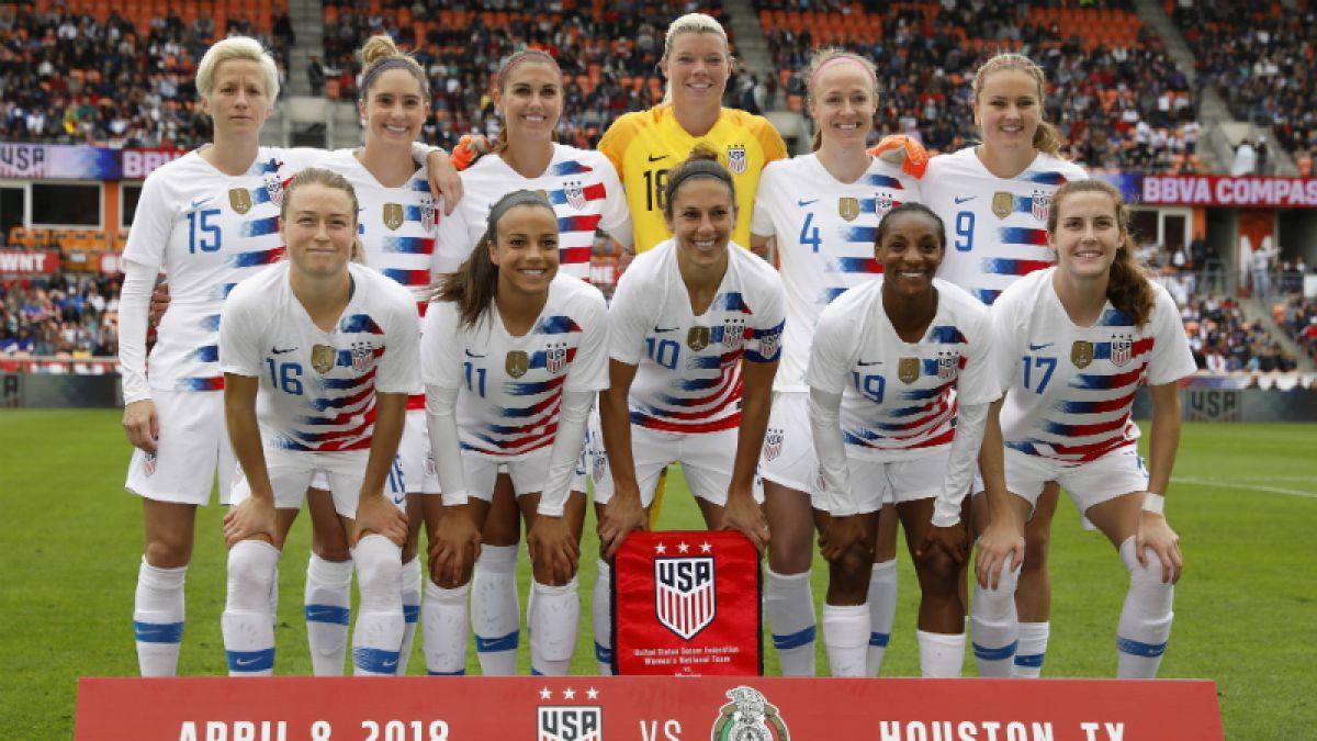 La Roja Femenina jugará dos amistosos contra Estados Unidos