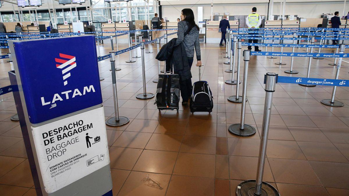 LATAM reporta beneficios por USD 93,9 millones en primer trimestre