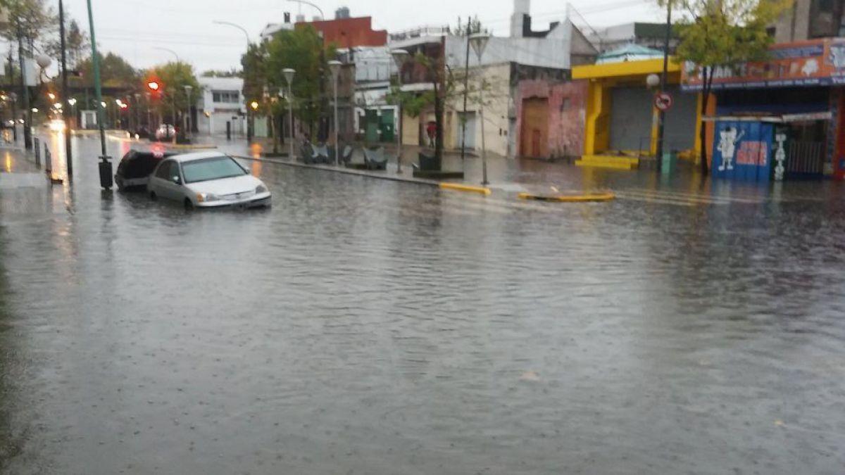Dos muertos por el temporal que azotó Buenos Aires