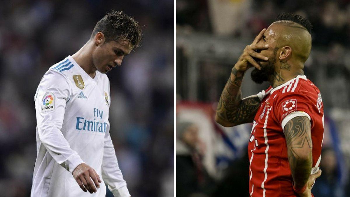 El reclamo de Arturo Vidal tras penal no cobrado al Real Madrid