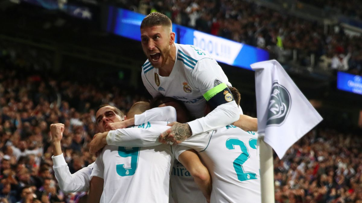 Real Madrid pasa a final gracias a rídiculo del Bayern — Champions League