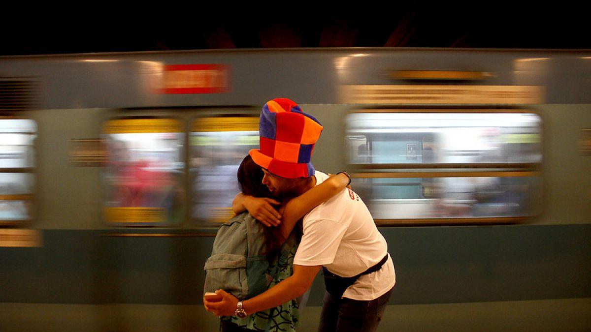 Metro de Santiago ganó concurso de mapas de transito del Mundo