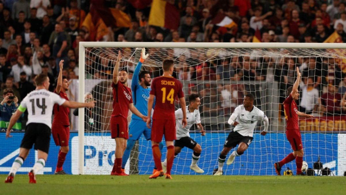 [VIDEO] Roma no repite milagro y Liverpool enfrentará a Real Madrid en final de Champions