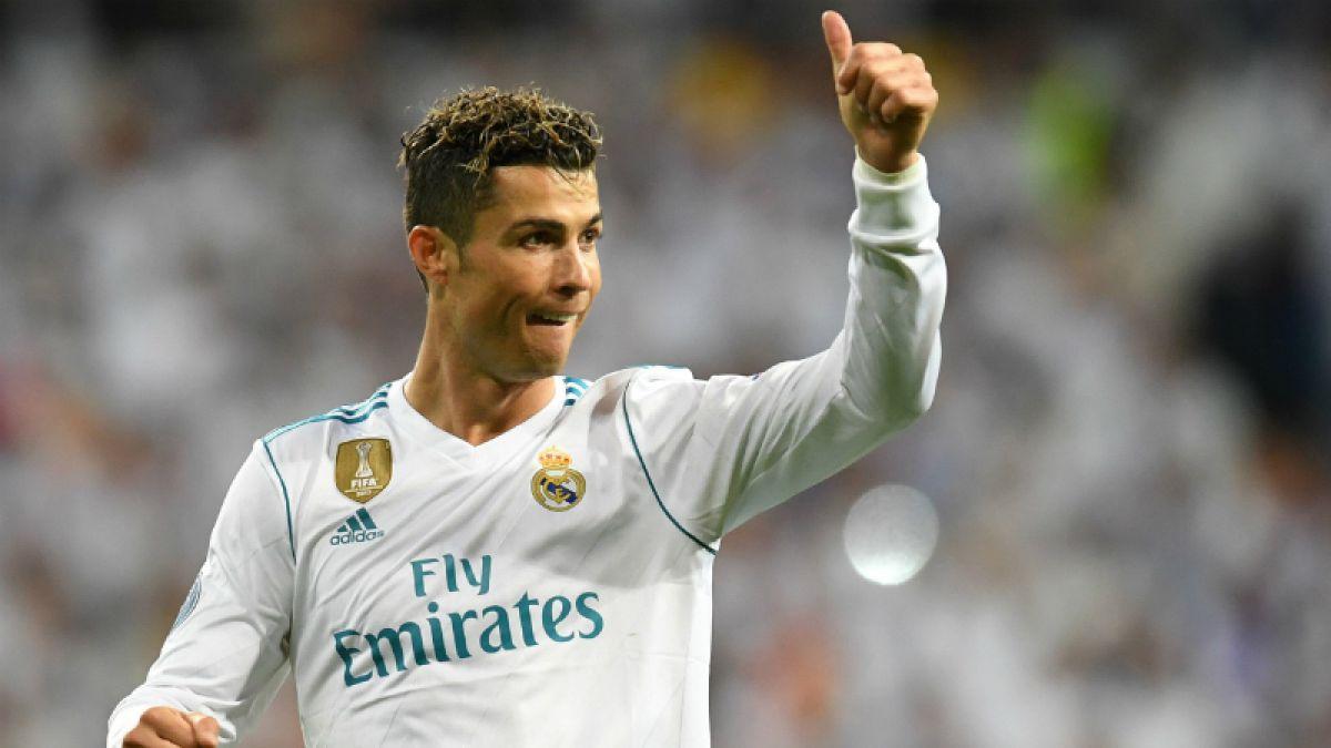 Cristiano tiene casi asegurado ser el goleador de la Champions por sexta vez consecutiva