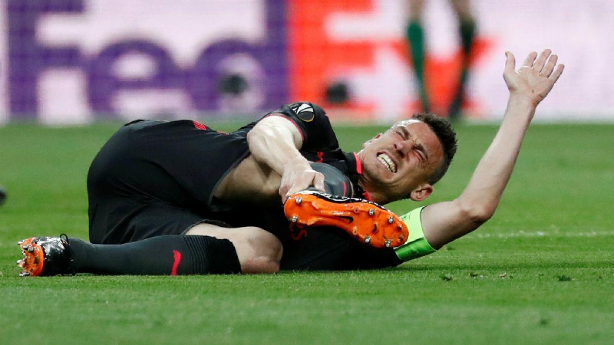 Koscielny se lesionó y peligra su participación en el Mundial