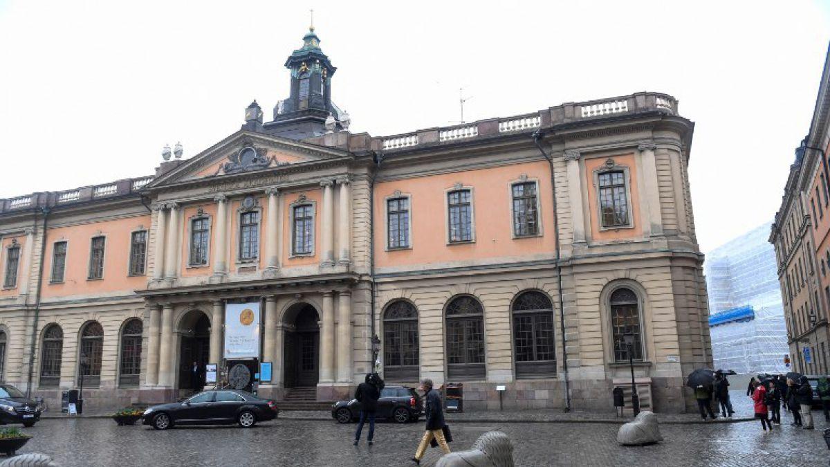 La Academia Sueca no otorgará este año el Nobel de Literatura
