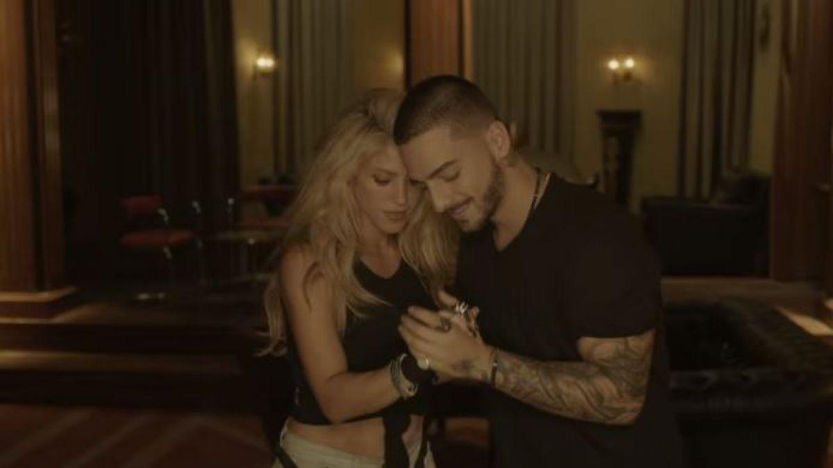 Shakira y Piqué alejan rumor de separación; disfrutan cena romántica