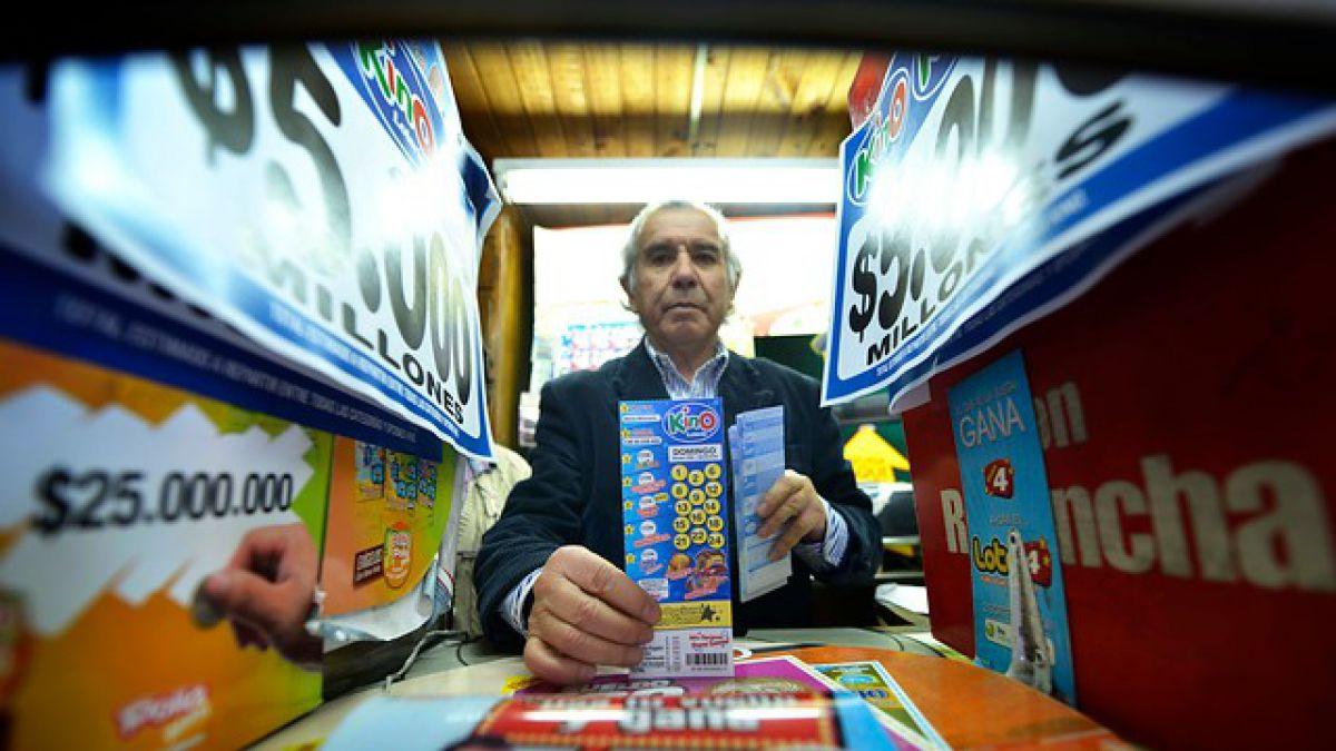 Lotería inicia acciones legales por