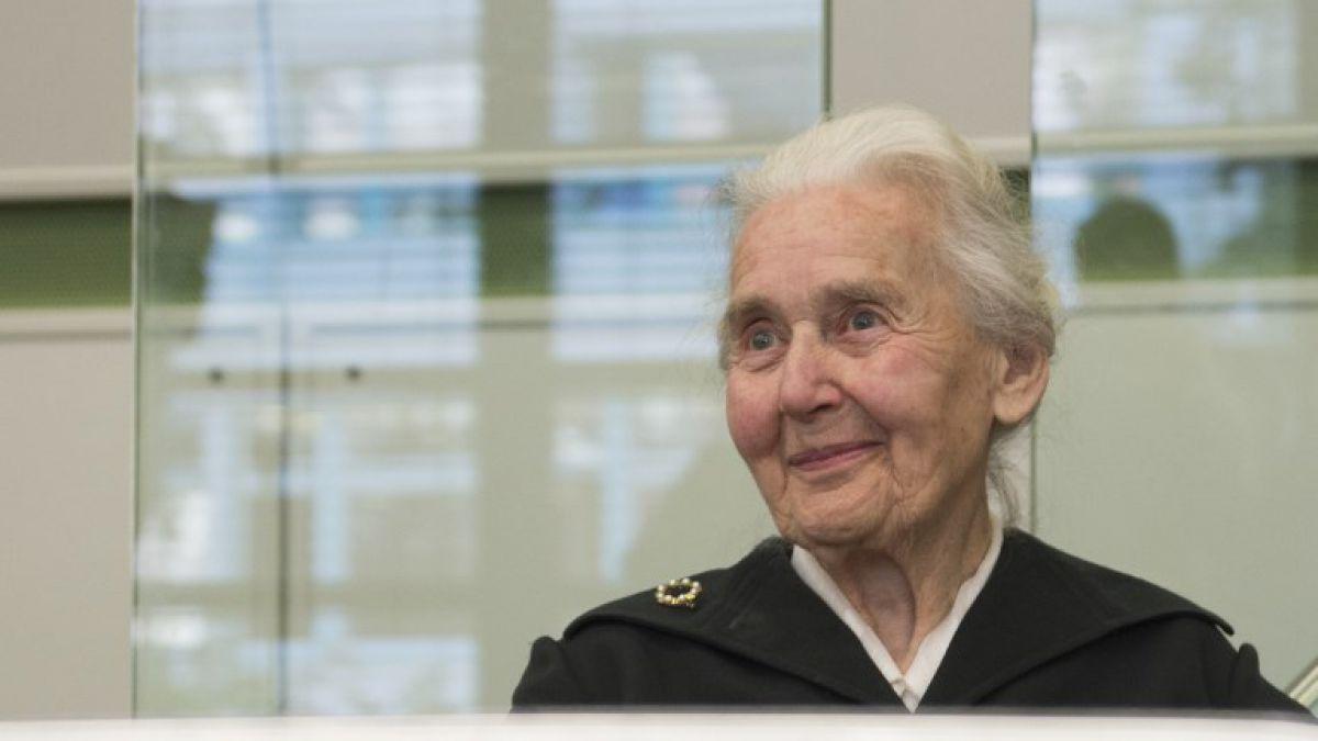 Alemania: Detienen a la abuela nazi, condenada por negar el holocausto