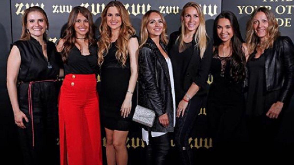[VIDEO] ¿Y Shakira? Esposas de futbolistas de FC Barcelona se visten de gala para celebrar la Liga