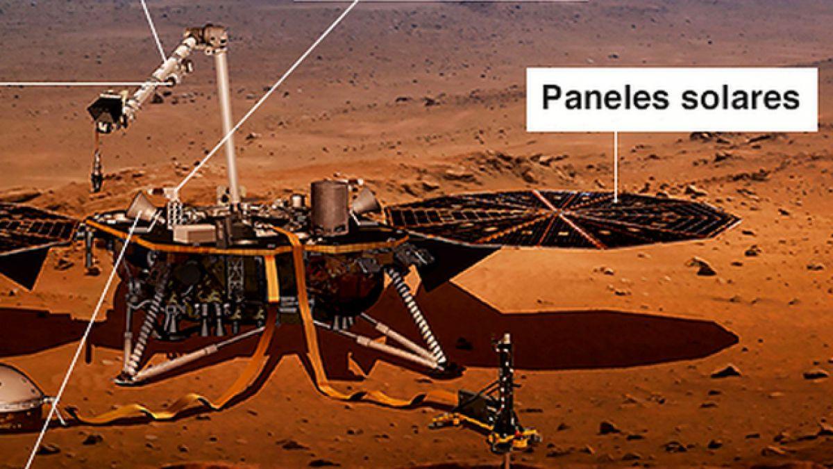 Así es la sonda espacial de la Nasa que viaja rumbo a ...