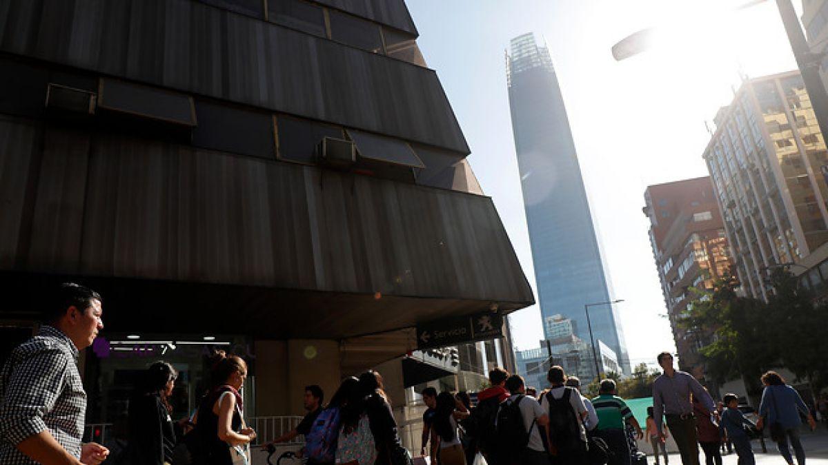 Providencia lidera el ranking de calidad de vida urbana