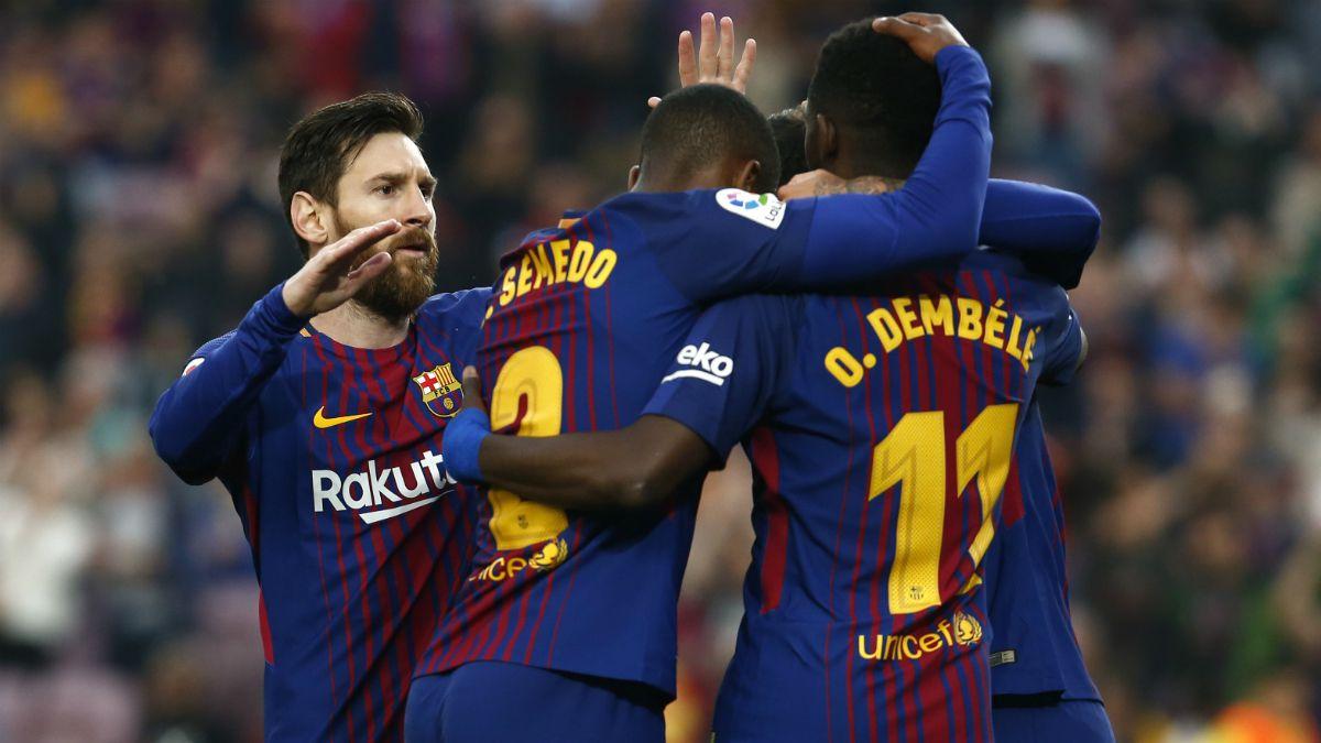 Real Madrid cae y Barcelona golea para acercarse a histórico récord de imbatibilidad