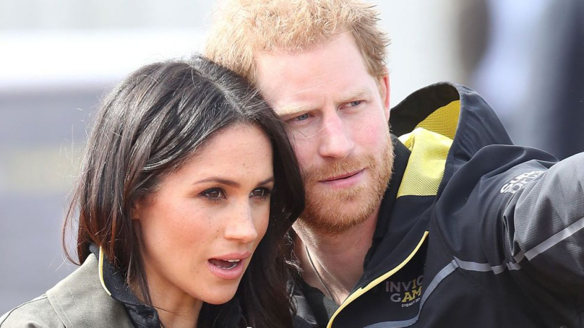[VIDEO] ¿Cómo se conocieron Meghan Markle y el príncipe Harry?