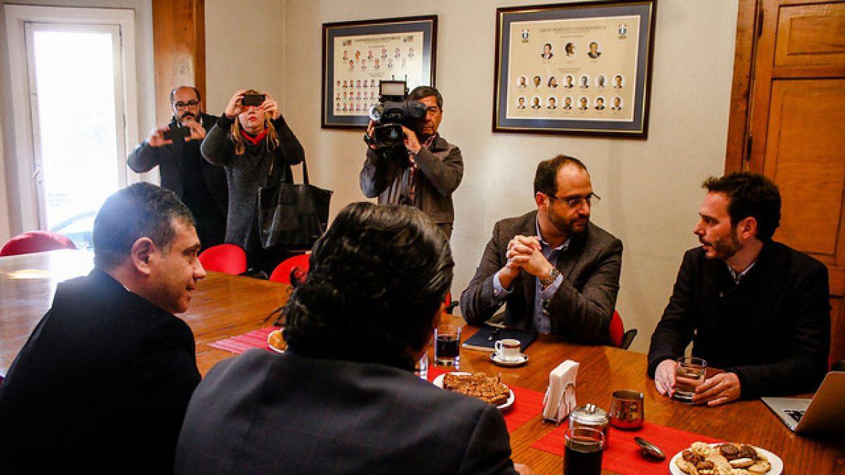 Chile Vamos emplaza a la oposición a ser constructiva y a no vivir en la Contraloría
