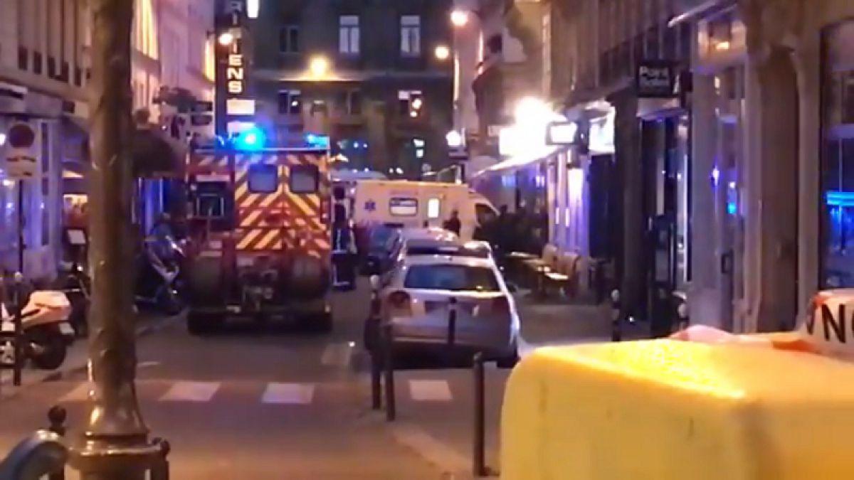Dos muertos, incluido el asaltante, en agresión con cuchillo en París