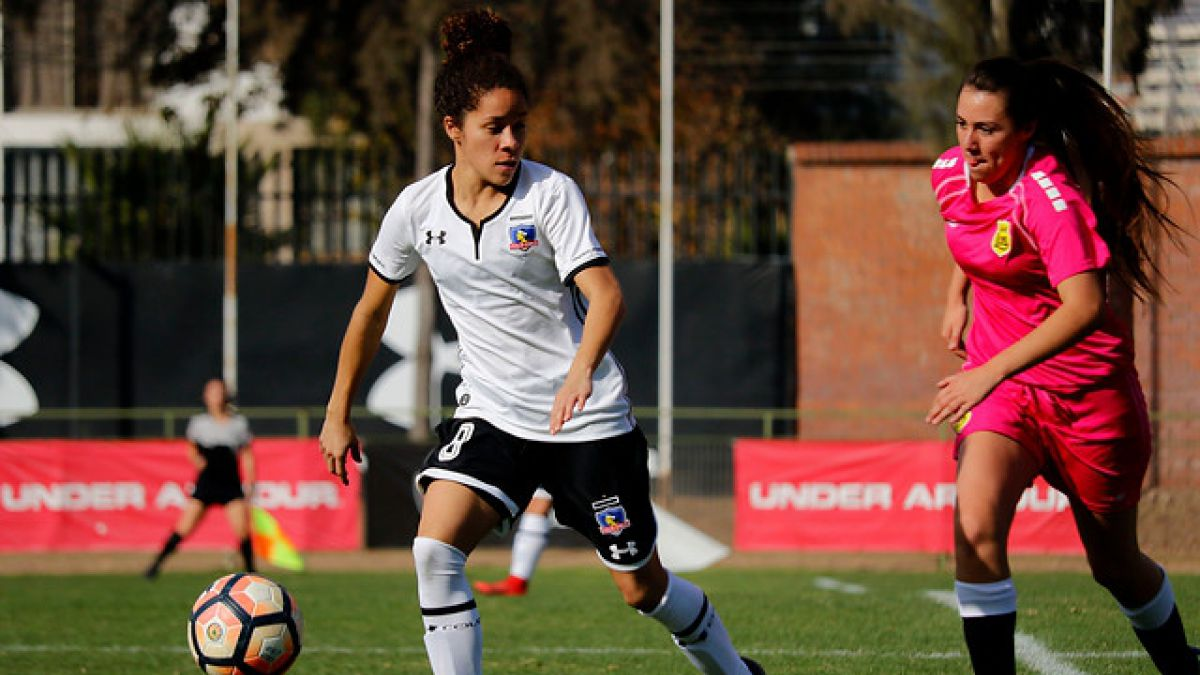 Sin piedad: Colo Colo le mete 26 goles a San Luis en el inicio del campeonato de fútbol femenino
