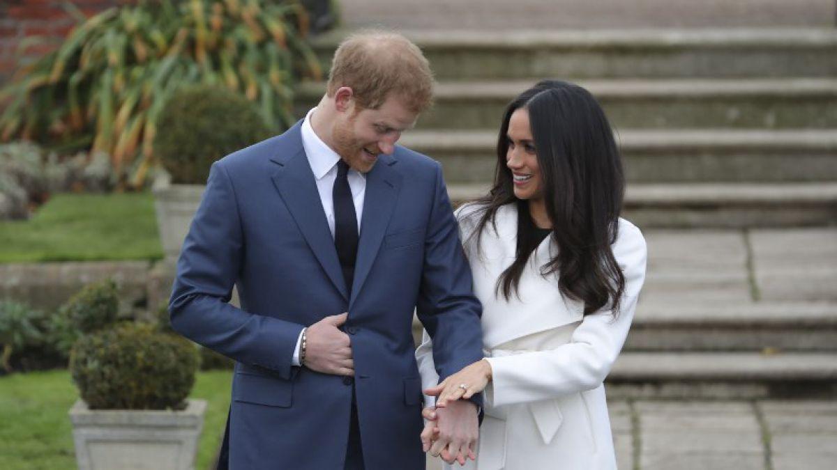 8 curiosidades de la boda del príncipe Harry y Meghan Markle