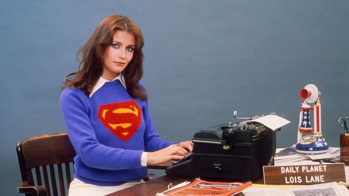 La mítica Lois Lane de Superman — Murió Margot Kidder
