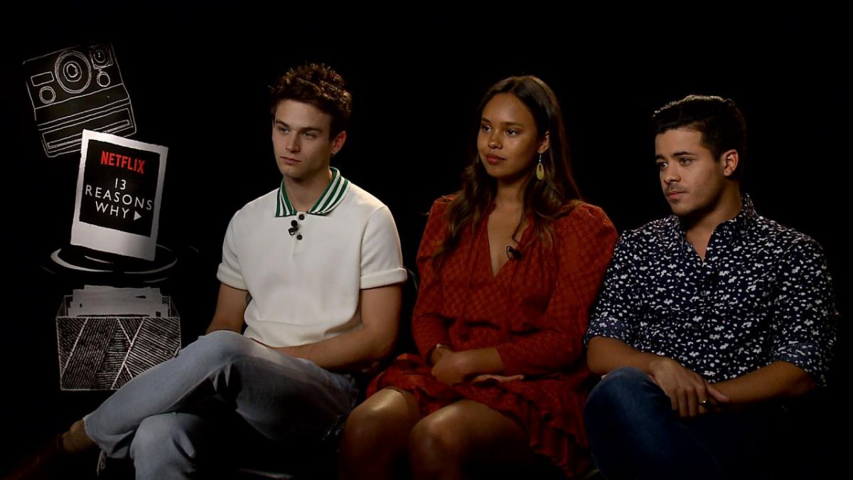 13 reasons why: actores hablan de su temporada más actual