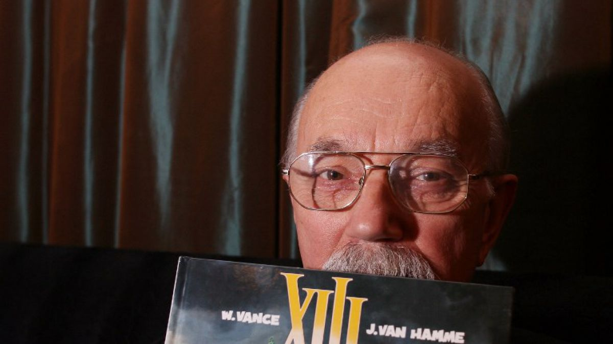 Fallece William Vance, dibujante de la serie de cómics XIII