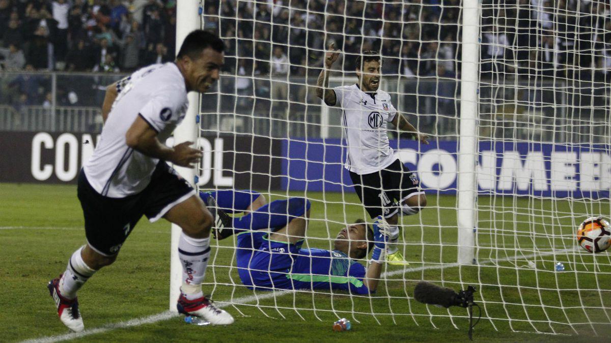 Paredes tras histórica noche en Libertadores: