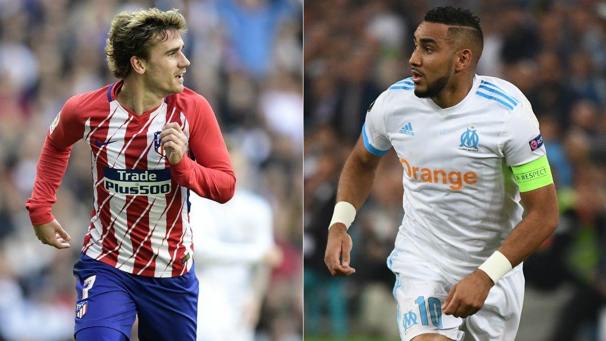 Atlético de Madrid busca su tercera Europa League ante un Marsella con hambre de gloria