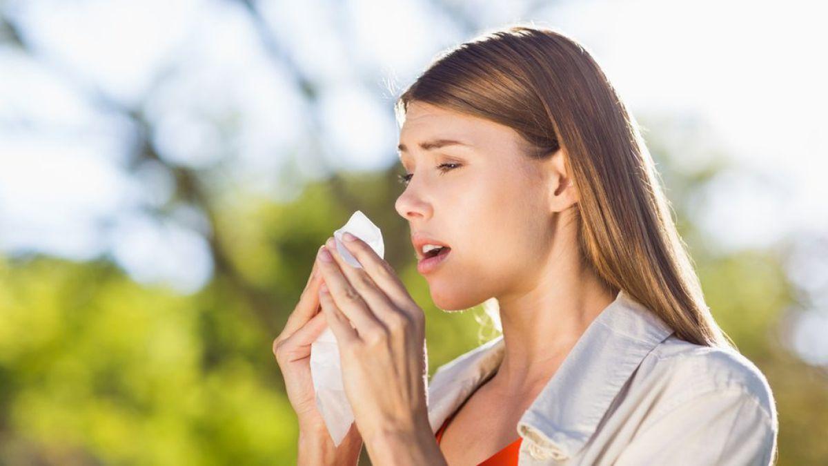 5 estrategias para reducir los síntomas de la alergia al polen sin usar medicamentos