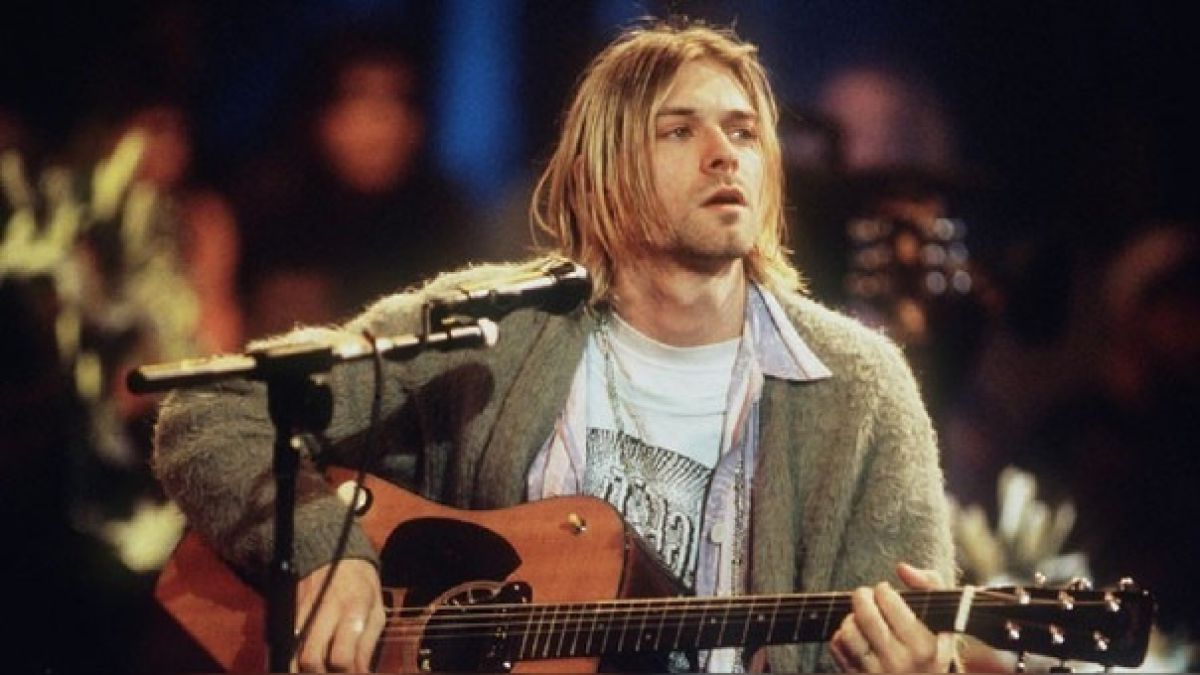 Guitarra que usó Kurt Cobain en MTV Unplugged está perdida — Se busca